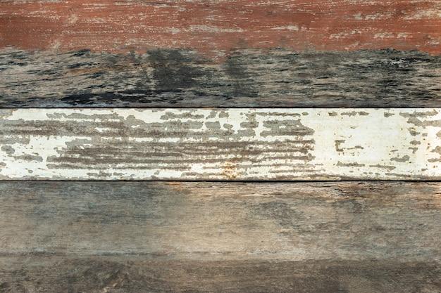 抽象的な表面の木製テーブルテクスチャ背景、素朴な茶色の木のテーブルテクスチャ背景空のテンプレート、デザイン。