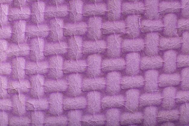 Abstract symmetrical purple sticks background.