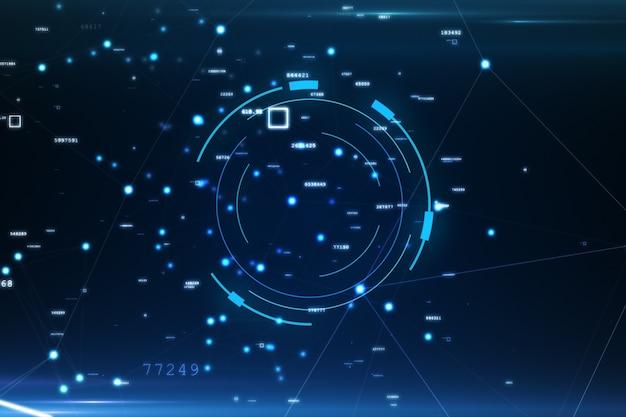 Абстрактная концепция инновационной технологии