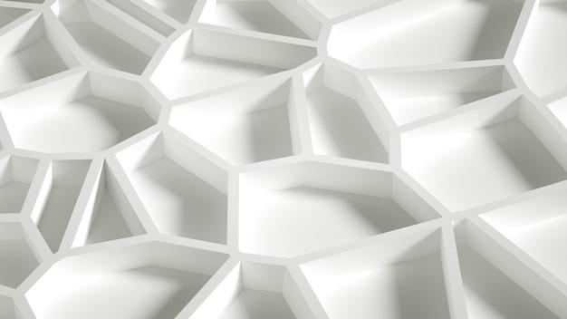 石、木、または石膏の抽象的なテクスチャ。 3dイラスト、3dレンダリング。