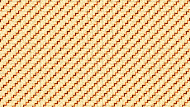 抽象的なテクスチャウィーバーサンセットトーン竹テクスチャ4ステップピース、乾燥竹色の背景