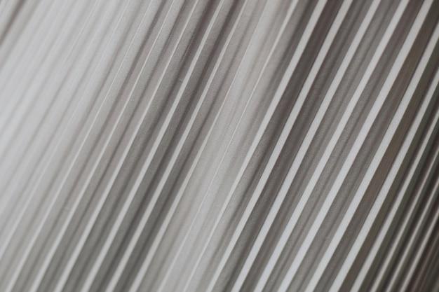 白いシートを持つ抽象的なテクスチャ