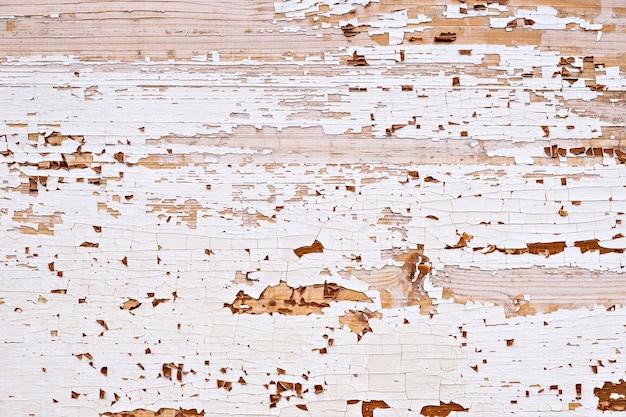 Абстрактный текстурированный фон, старый потрескавшийся узор на ржавой поверхности, потрескавшаяся краска