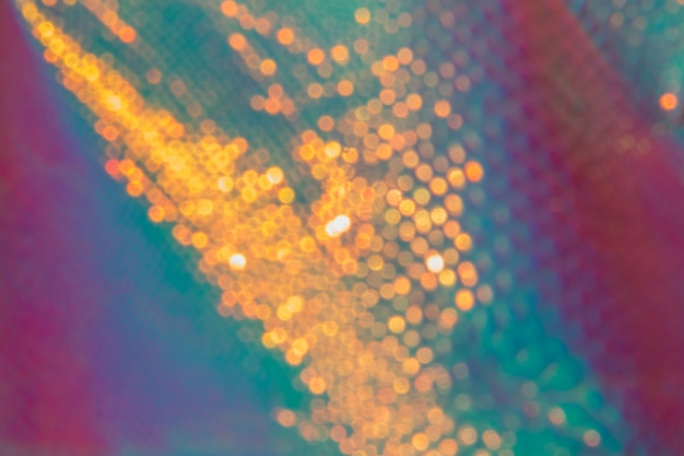 Abstract trendy holographic background with neon colors. backdrop for your design.