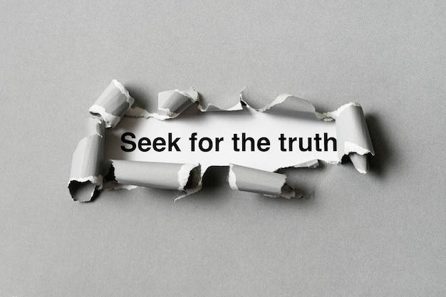 Расположение концепции абстрактной истины