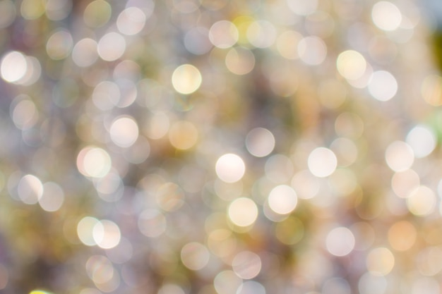 Abstract vintage colorful bokeh use for background