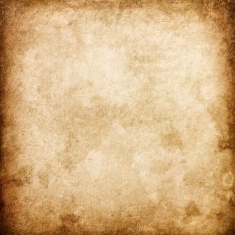 スペースのコピーと古い茶色の紙の抽象的なヴィンテージの質感