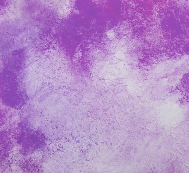 Абстрактный фиолетовый акварель всплеск инсульта фон
