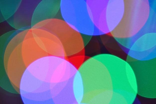 &quot;抽象的な鮮やかな光のブロット&quot;