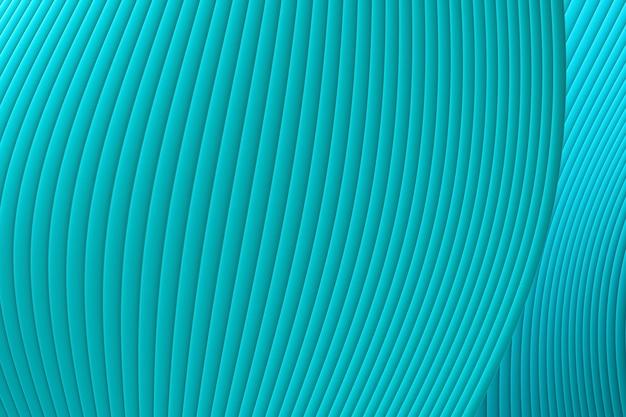 초록 벽 웨이브 아키텍처 바다 녹색 배경
