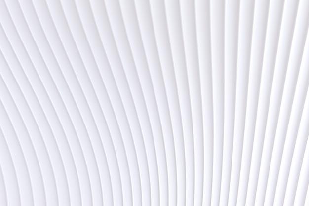 초록 벽 웨이브 아키텍처 흰색 배경