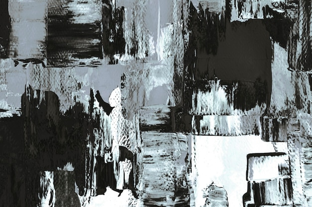 抽象的な壁紙の背景、テクスチャの黒と白