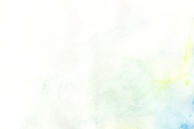 Абстрактная акварель окрашена