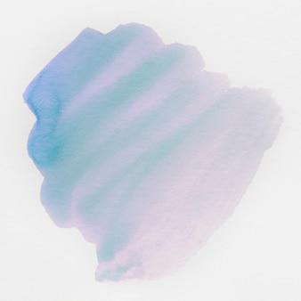 液体スプラッタと抽象的な水彩画の背景