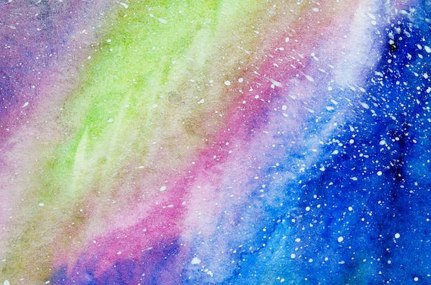 Абстрактная акварель рука краска текстуры.