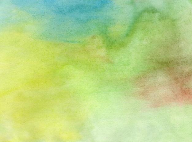 Абстрактная акварель свет окрашенный фон или текстуру.