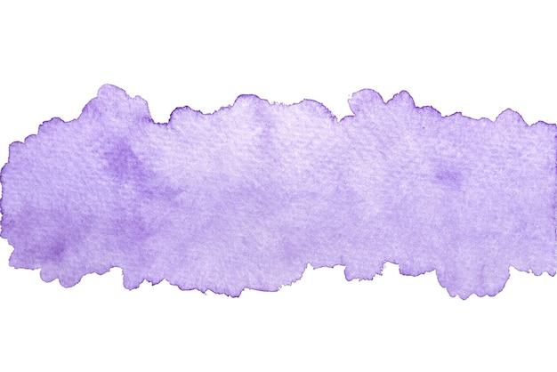 Абстрактные обои акварельной живописи. ручная роспись акварелью фиолетовых оттенков.
