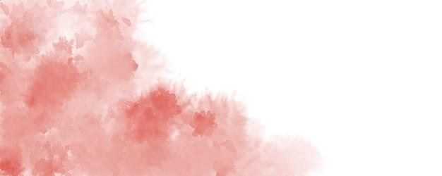 抽象的な水彩画の壁紙。水彩イラスト。