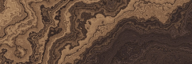 Абстрактный фон волнистые коричневые почвы.