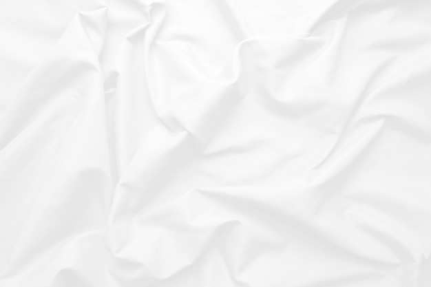 추상 흰색 배경 및 회색 톤, 섀도우 현대적인 개념과 겹치는 천 부드러운 물결, 텍스트 또는 메시지 웹 및 책 디자인을 위한 공간
