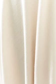 Abstract white background luxury cloth