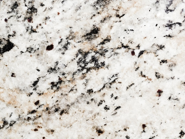Abstract white and black marble texture background Free Photo