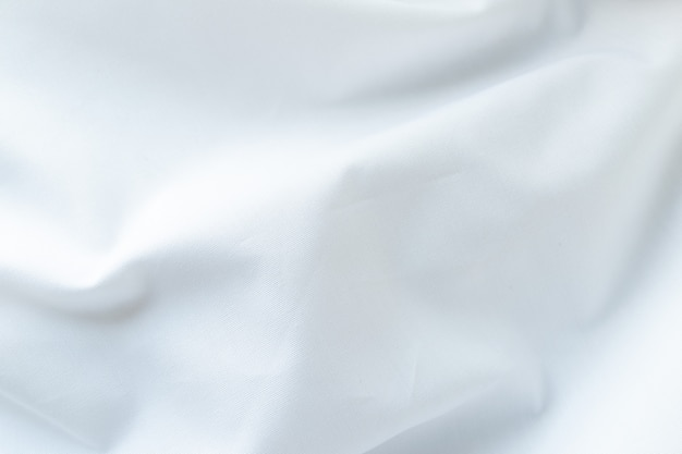 Abstract white cloth background, wrinkled white cloth background,