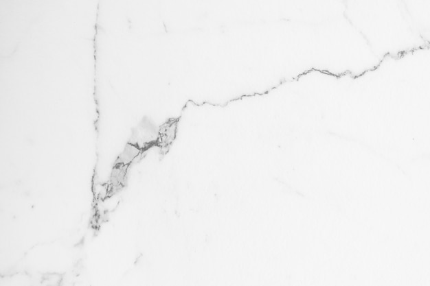 Abstract white marble