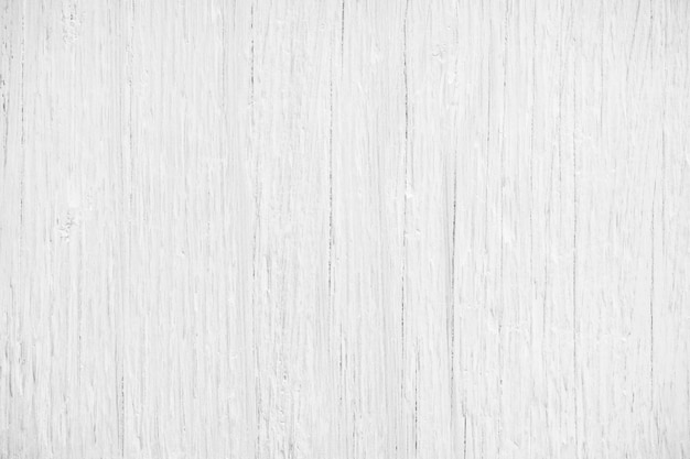 Abstract white wooden background