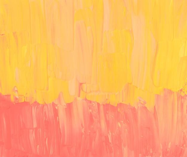 추상 노란색과 주황색 질감 된 배경