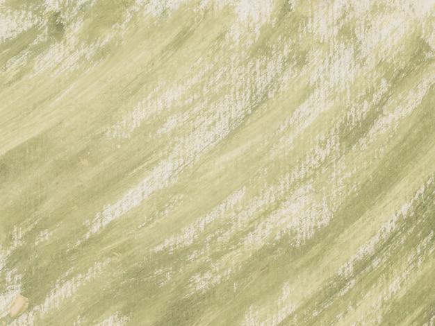 Abstract yellow brush stroke