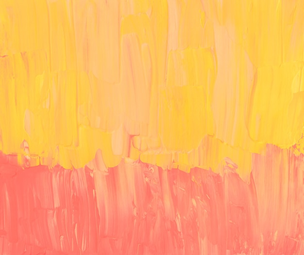 Abstract yellow and orange textured background