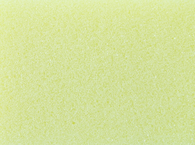 Abstract yellow sponge texture for background