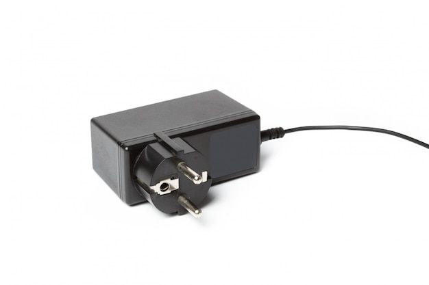 Ac adapter isolated