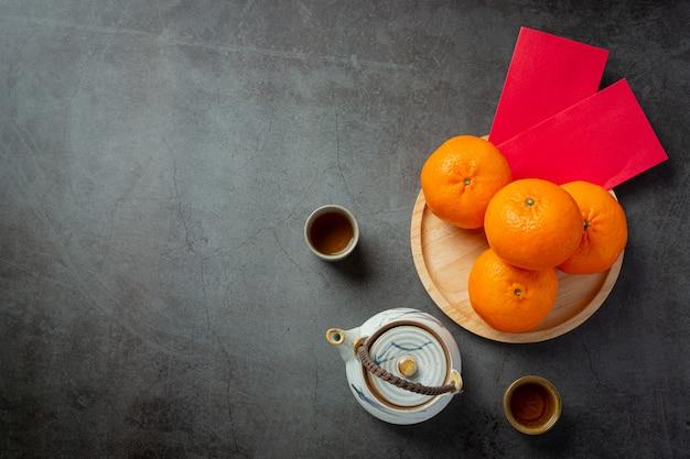 アクセサリー 中国の旧正月祭りの飾り。
