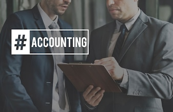 Accounting Marketing Financial Teamwork Icon