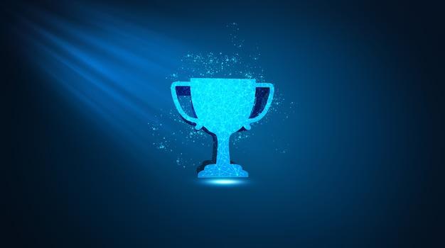 Achievement and business goal achievement concept.