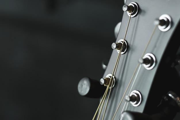 Acoustic guitar instrument