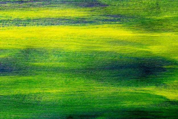 Acrylic brushstrokes texture