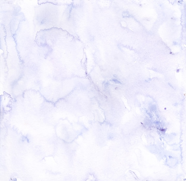 Acrylic paint modern violet, blue and white abstract painting, modern contemporary art, wallpaper. marble luxury texture. handmade illustration.