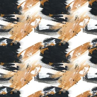 Acrylic seamless pattern