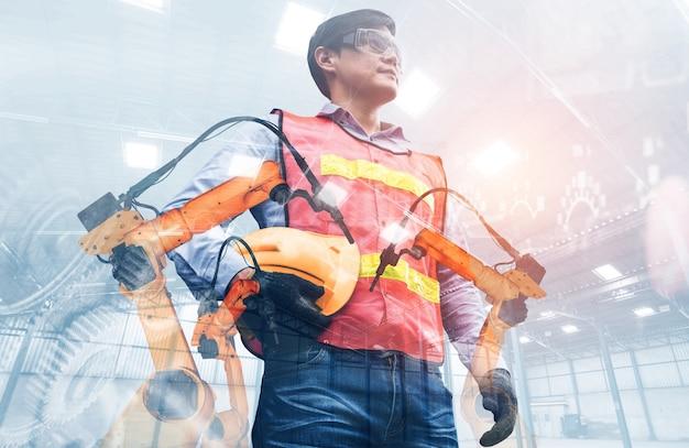 Передовая роботизированная система для цифровой индустрии