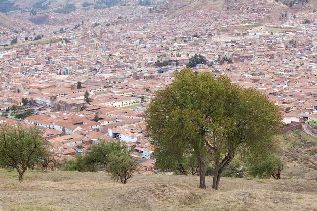 쿠스코 도시, 페루의 항공보기