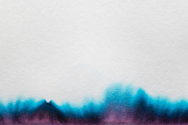 Sfondo cromatografia astratta estetica in tono scuro