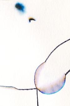 モノトーンの美的抽象クロマトグラフィーの背景