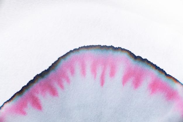 Sfondo cromatografia astratta estetica in monotono