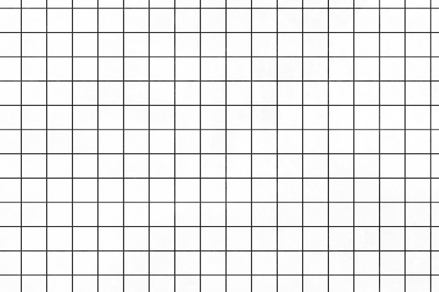 Aesthetic minimal white grid pattern wallpaper