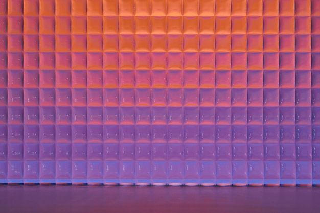 Aesthetic product backdrop with patterned glass