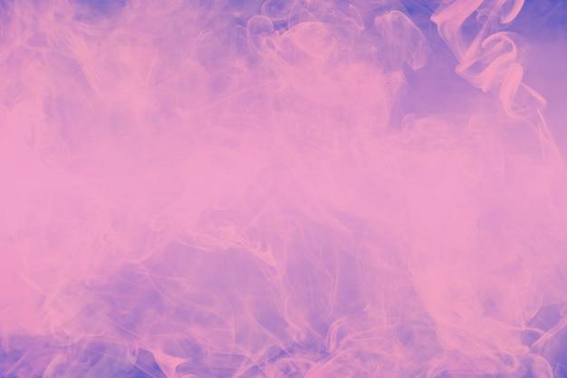 Эстетические обои розовый дым фон