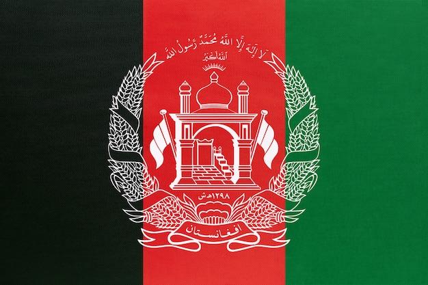 Национальный флаг афганистана